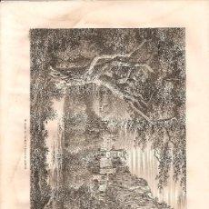 Arte: HUNGRIA: MONASTERIO DE TIZMANA . Lote 15697511