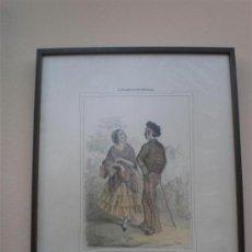 Arte: CONSTUNBRES ANDALUZAS JITANOS. Lote 17350465