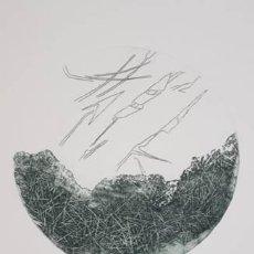 Arte: RINA FERRI - AGUAFUERTE ORIGINAL FIRMADA Y NUMERADA . Lote 21839487
