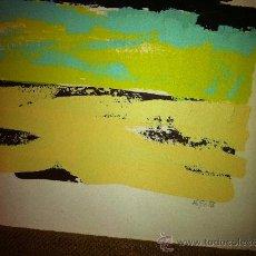 Arte: A GIL- GRABADO ARTE MODERNO 86. Lote 27214537
