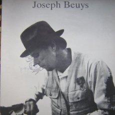 Arte: JOSEPH BEUYS-GALERIA ALFONSO ALCOLEA-CARTEL 69 POR 100 CMS. Lote 190688895