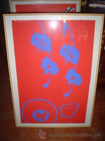 SERIGRAFIA FIRMADA (Arte - Serigrafías )