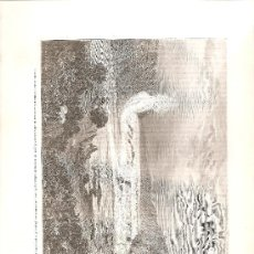 Arte: RIO MISSOURI (SIGLO XIX). Lote 29298082