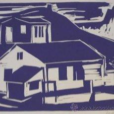 Arte: ANDREU CASTELLS PEIG. (1918-1987) PINTOR Y TRATADISTA DE ARTE NACIDO EN SABADELL.. Lote 29377538