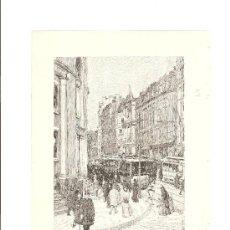 Arte: TRANVIA DE BOSTON (SIGLO XIX). Lote 29645776
