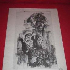 Arte: ANTONIO PESSOA. ARTISTA PORTUGUES. DIBUJOS PUROS. AUTOBIOGRAFÍA PLÁSTICA.. Lote 30321205