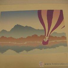 Arte: SERIGRAFIA FIRMADA. Lote 47597962