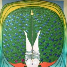 Arte: HUNDERTWASSER, F. ( 1928-2000). HOMAGE TO SCHRÖDER-SONNENSTERN. NUMERADA. 1972.. Lote 35300092