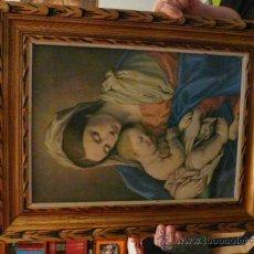 Arte: VIRGEN MARIA CON NIÑO JESUS. Lote 37103923