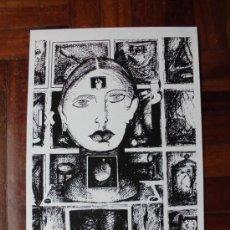 Arte: CARPETA SERIGRÁFICA DEL ARTISTA GALLEGO XAVIER MAGALHAES TITULADA : ARQUEOLOGÍA DE VIAJES. Lote 37289297