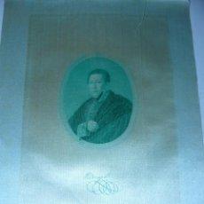 Arte: SERIGRAFIA - A . SERRA - 1928 - SERIE HISTÓRICA - ?ANDREY PI ? . Lote 40178934