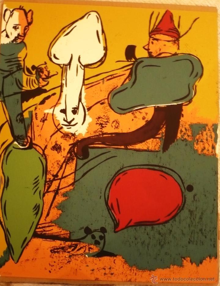 JAVIER PAGOLA, SERIGRAFIA FIRMADA Y NUMERADA (Arte - Serigrafías )