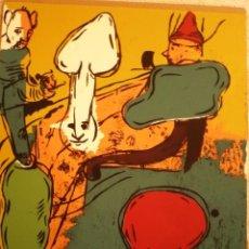 Arte: JAVIER PAGOLA, SERIGRAFIA FIRMADA Y NUMERADA. Lote 40612387