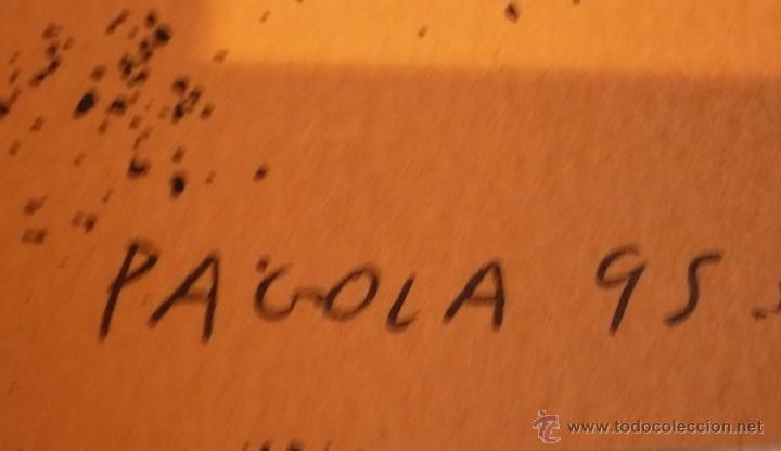 Arte: Javier Pagola, serigrafia firmada y numerada - Foto 2 - 40612387