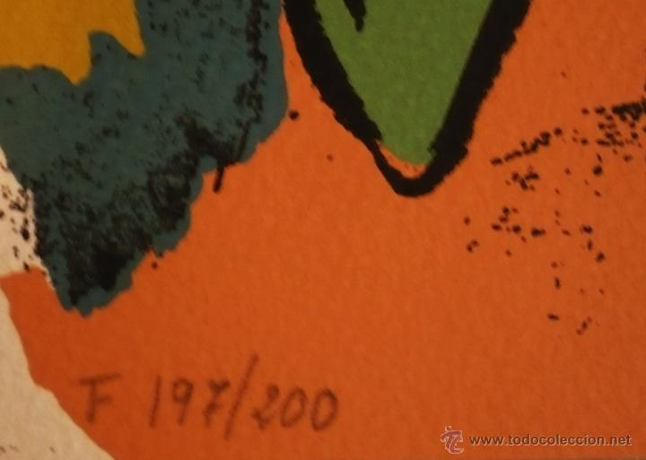 Arte: Javier Pagola, serigrafia firmada y numerada - Foto 3 - 40612387
