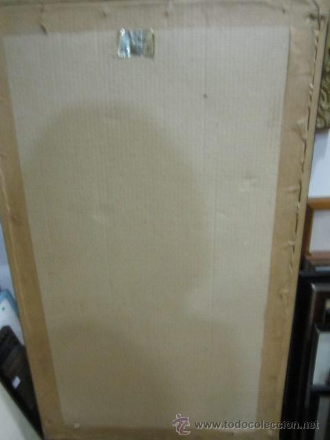 Arte: Lámina - póster enmarcado, de Sempere. 51 x 85 cms. - Foto 4 - 43315901