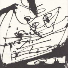 Arte: ANTONIO SAURA S/T SERIGRAFÍA 1985 FIRMADA FECHADA EN PLANCHA ENMARCADA* EDICIÓN CÍRCULO BB.AA MADRID. Lote 46633098