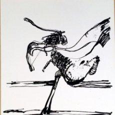 Arte: BONIFACIO ALFONSO (1933-2011). SERIGRAFÍA FIRMADA, AÑO 1979. Lote 46896730