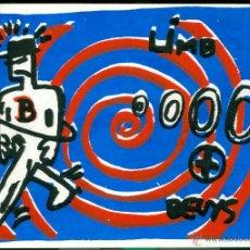 Arte: BEUYS - SERIGRAFIA - LIMBO. Lote 47902575