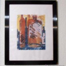 Arte: SERIGRAFIA, BODEGON GILMARTIN. Lote 47921820