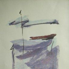 Arte: OBRA 86/215 DE CARLOS SORIANO ( QUINTANAR DEL REI/ CONCA , 1943 ). Lote 47981835