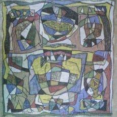 Arte: 2008 SERGI BARNILS - SERIGRAFÍA. Lote 49201239
