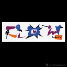 Art: SERIGRAFIA CARLOS BERLANGA. Lote 100124508