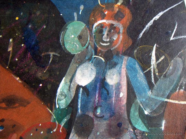 Arte: Serigrafia firmada a identificar - Foto 2 - 53270003