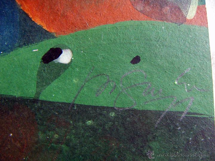 Arte: Serigrafia firmada a identificar - Foto 4 - 53270003