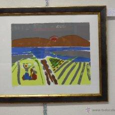 Arte: MARIA ANTONIA DANS.PAISAJE. (CORUÑA 1922).. Lote 147156644