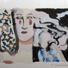 Arte: SERIGRAFIA DE JAIME GIMENEZ DE HARO. Lote 53433357