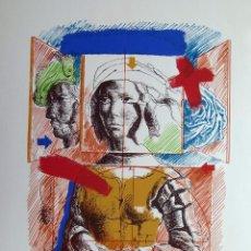 Arte: SERIGRAFIA DE ZAMORANO. Lote 53449238