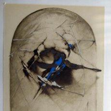 Arte: SERIGRAFIA ORIGINAL DE JOAN CASTEJON. Lote 53477133