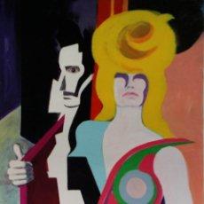 Arte: VINCENT H. JEFFERDS: JACK, 1980 / SERIGRAFÍA FIRMADA Y NUMERADA A LÁPIZ. Lote 108404394