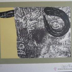 Arte: SERIGRAFIA DE JOAQUIN VAQUERO TURCIOS. Lote 54731968