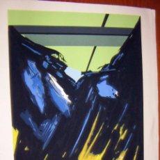 Arte: SERIGRAFIA FIRMADA A IDENTIFICAR. Lote 56576533