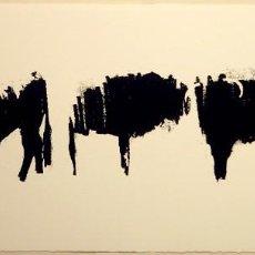 """Arte: """"TAUROMAQUIA"""", SERIGRAFÍA ORIGINAL FIRMADA Y NUMERADA (6/50), ED. LIMITADA, AUTORA MARTA CHINCHILLA. Lote 60266531"""
