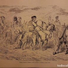 Arte: COLECCIÓN 22 DIBUJOS GUSTAVO DORE SOBRE SEVILLA EDICIÓN CONMEMORATIVA EXPO 92. Lote 64722243