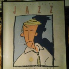 Arte: OSCAR MARINÉ JAZZ.SERIGRAFÍA FIRMADA Y DEDICADA.VII FESTIVAL DE JAZZ DE MADRID 1987.MOVIDA MADRILEÑA. Lote 67650013