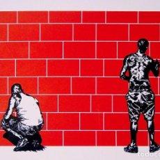 Arte: MARCO ZAMORA EDICIÓN LIMITADA SERIGRAFÍA ILUSTRACIÓN EDICIÓN DE 200 COPIAS NUMERADAS Y FIRMADAS POR. Lote 103871404