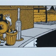 Arte: EVER MEULEN. SERIGRAFÍA NUMERADA Y FIRMADA. AMSTERDAM 1986. Lote 72769814