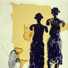 Arte: JOSÉ FREIXANES SERIGRAFÍA FACTURA DE LA EDITORA. PONTEVEDRA. GALICIA NUEVO. Lote 45002670