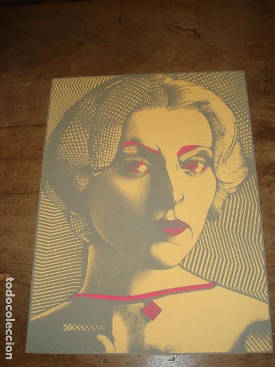"""NICOLAS GLESS, 1975, SERIGRAFIA COLOR """"VENEZIA"""". Nº.20/25 (Arte - Serigrafías )"""