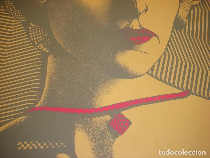 "Arte: NICOLAS GLESS, 1975, SERIGRAFIA COLOR ""VENEZIA"". Nº.20/25 - Foto 4 - 81744320"