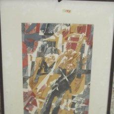 Arte: EUGENIO CHICANO - FUE EXPOLIADA LA RELOJERÍA - VERONA 1975. Lote 84045896