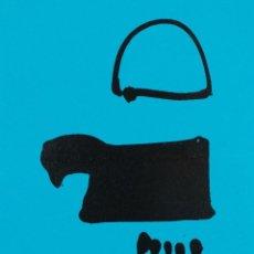 Arte: FREDERIC AMAT (BARCELONA, 1952) SERIGRAFÍA 57/700 COMPOSICIÓN FIRMADA EN EL REVERSO. Lote 86359616