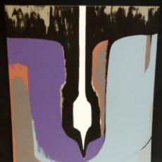 Arte: SALVADOR SORIA (VALENCIA, 1915-2010) SERIGRAFIA ORIGINAL FIRMADA A MANO. 208/220 . Lote 87097668