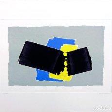 Arte: SERIGRAFÍA ABSTRACTA (I). FIRMADA. PRUEBA DE AUTOR. AÑOS 90. Lote 88807300