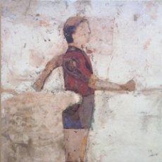 Arte: REGINA GIMÉNEZ CENTENARI BARÇA EDICIÓN LIMITADA NUMERADA M523/1000. Lote 116986174