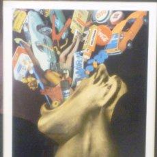 Arte: SEDIGRAFIA DE MANUEL MENAN. Lote 91996195
